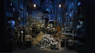 ویدئو؛ بانک جادوگران برای بازدید علاقمندان هری پاتر