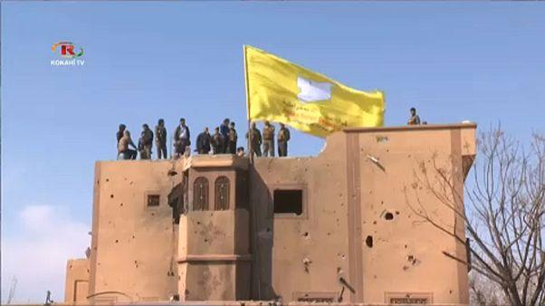 Победа над ИГИЛ в Багузе