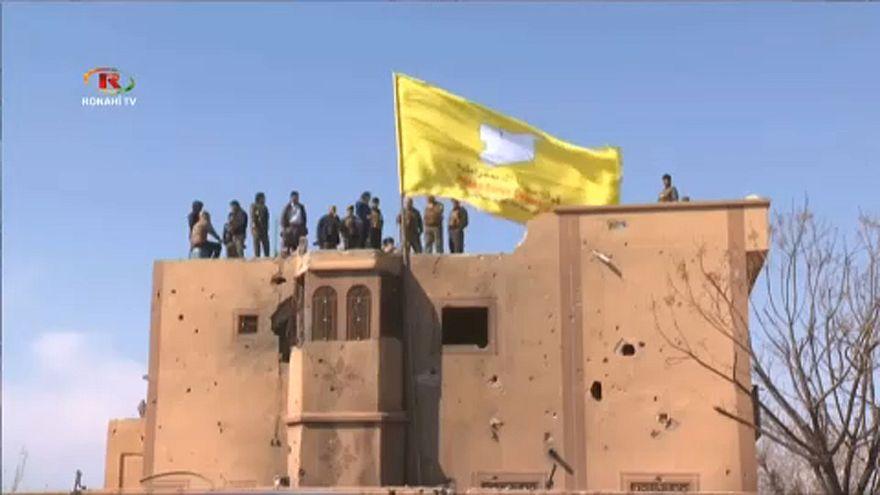 Befreiung von Baghus: IS-Miliz noch nicht besiegt