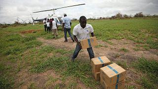 Mozambik'te ölü sayısı 600'ü geçti, afet bölgelerine helikopterlerle yardım gönderiliyor