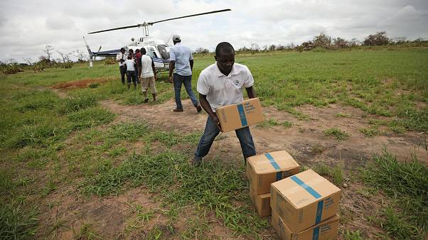 Mozambique : opérations de secours en zones reculées
