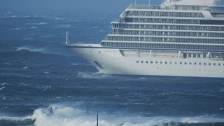 Norway cruise ship: Disaster-dodging Viking Sky's engines 'failed due to low oil levels'
