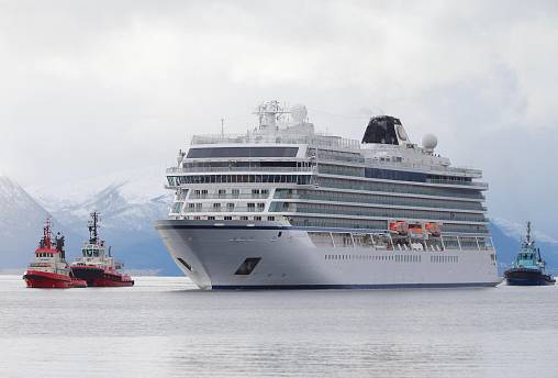 'Frightening' and 'surreal': Passengers describe 'terrifying' experience on Norway cruise ship