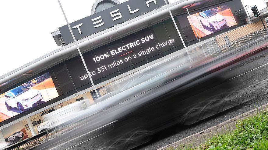 Tesla, otomatik pilot yazılımını çalmakla suçladığı Çinli eski çalışanına dava açtı