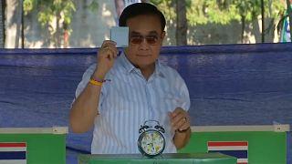 Fünf Jahre nach Putsch: Parlamentswahl in Thailand