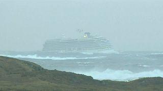 Rescate del crucero 'Viking Sky'