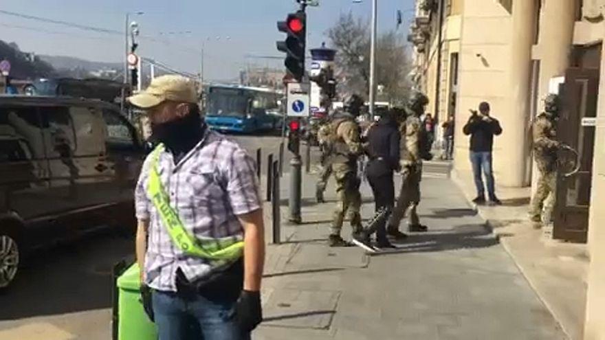 Letartóztatták a Budapesten őrizetbe vett szír férfit