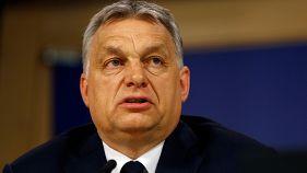 Orbán: baloldalról diktálnak a Néppártnak