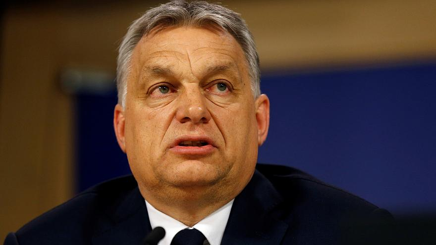 Viktor Orban says he may resume media attacks on EU institutions