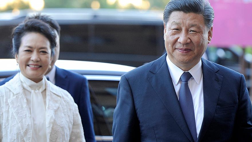 Xi Jinping em França e no Mónaco