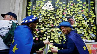 بریتانیا؛ طومار مخالفان خروج از اتحادیه اروپا رکورد ۵ میلیون امضاء را شکست