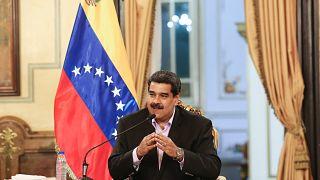 """Maduro: """"kolumbiai bérgyilkosokkal akart likvidálni az ellenzék"""""""