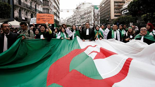 Bouteflika's FLN party supports army's call for ailing president to resign