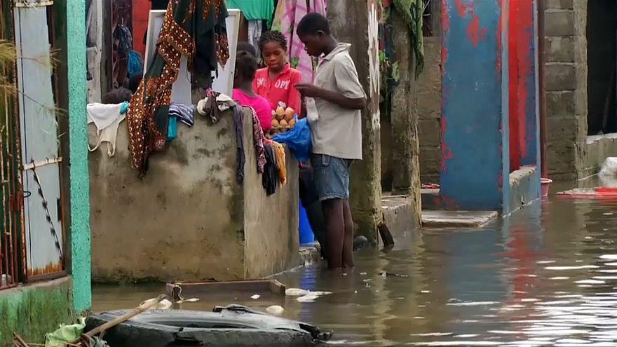 ارتفاع عدد الضحايا في موزامبيق