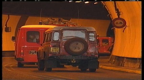 Монбланский туннель: 20 лет трагедии