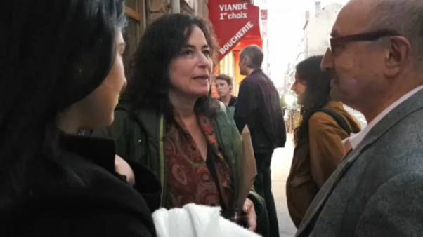 """La sociologue turque Pinar Selek présente une """"biographie politique"""""""