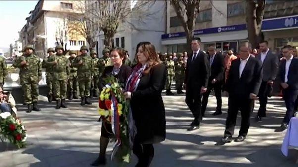 """Serbie : il y a 20 ans, le début de """"l'agression de l'OTAN"""""""