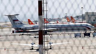 دو هواپیمای نیروی هوایی روسیه در خاک ونزوئلا فرود آمدند