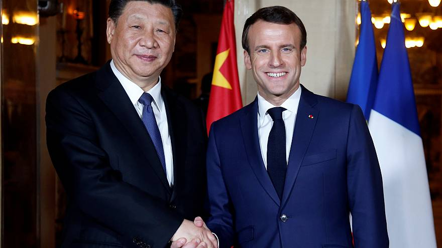 Xi Jinping begins state visit to France