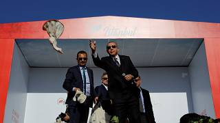 إردوغان يقول إن تركيا ستنقل قضية الجولان إلى الأمم المتحدة