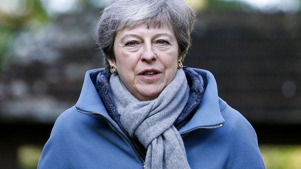 "Rücktritt verlangt: ""Theresa, die Zeit ist um"" schreibt THE SUN"