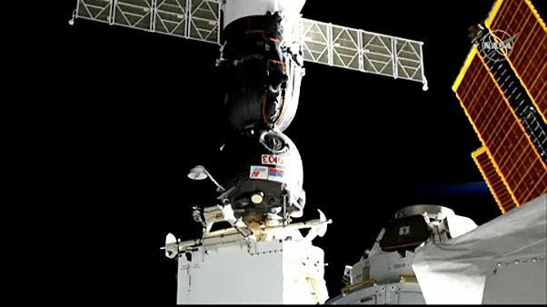 Megemelték a Nemzetközi Űrállomást