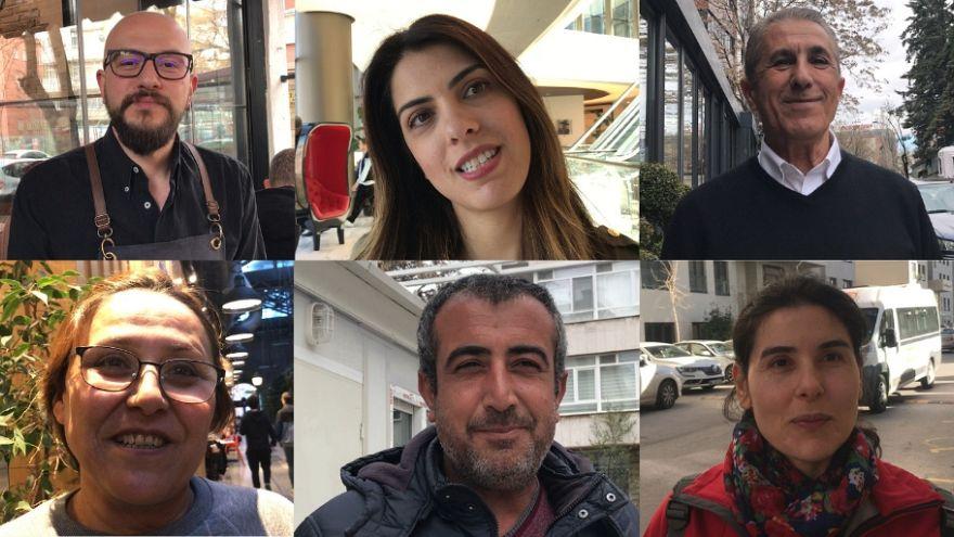 Video: Ankaralı seçmen 31 Mart yerel seçiminde oy verirken hangi etmenleri göz önünde bulunduracak?