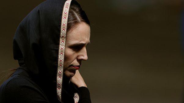 رئيسة وزراء نيوزيلندا
