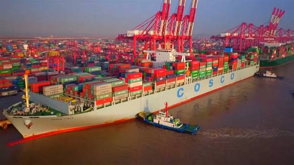 La relación entre China y la UE, en cifras