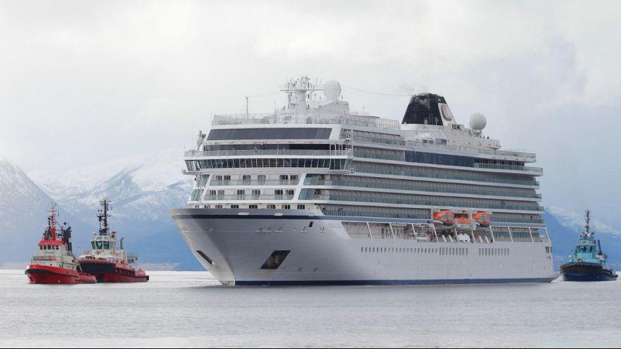 کشتی تفریحی نروژی