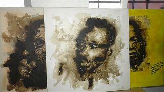 Ulrich Abé : du café et du cacao sur la toile