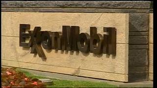 Exxon Mobil droht-Lobby-Sperre im EU-Parlament