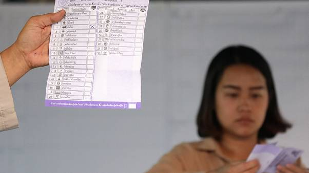 Results for Thailand's first election after military coup are delayed