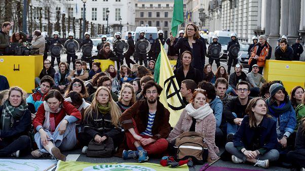 Ambientalistas querem lei climática urgente na Bélgica