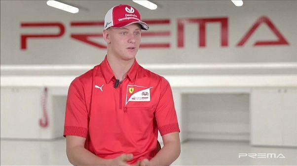 Wie der Papa: Mick Schumacher bald in der F1 bei Ferrari?