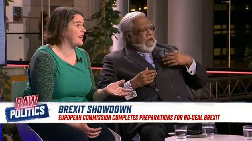 Anti-Brexit protests spur calls for second referendum