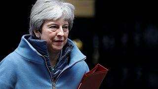 AB anlaşmasız Brexit planını tamamladı; May 'ikinci referandum masada' dedi