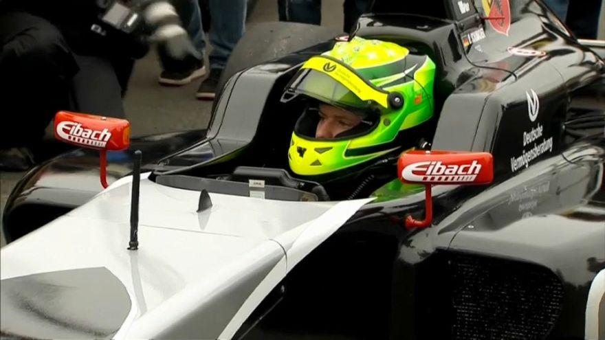 Schumacher jr debutta in Formula 1
