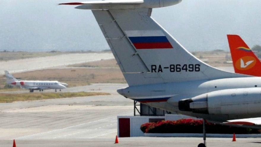 El misterioso desembarco militar en Venezuela