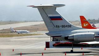 Russische Militärflugzeuge in Venezuela gelandet