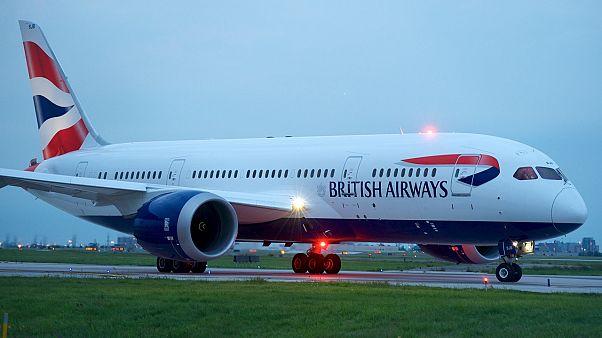 Almanya'ya gitmek üzere havalanan yolcu uçağı yanlışlıkla İskoçya'ya indi