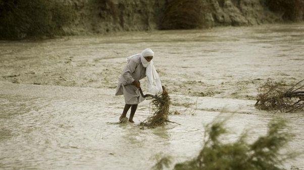 Жертвы наводнения в Иране