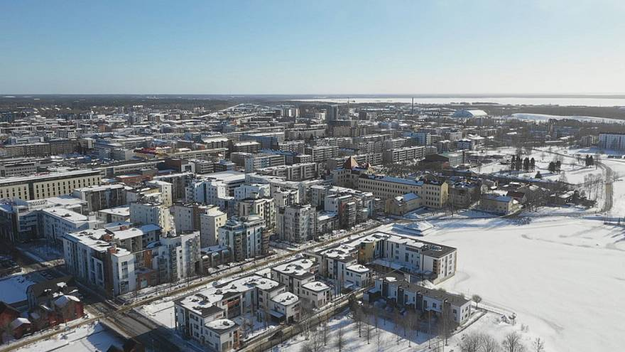 Seis cidades finlandesas funcionam em rede
