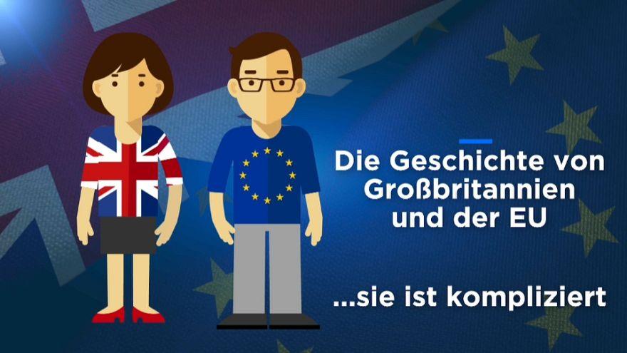 Video | Großbritannien und die EU: Diese Beziehung war schon immer schwierig