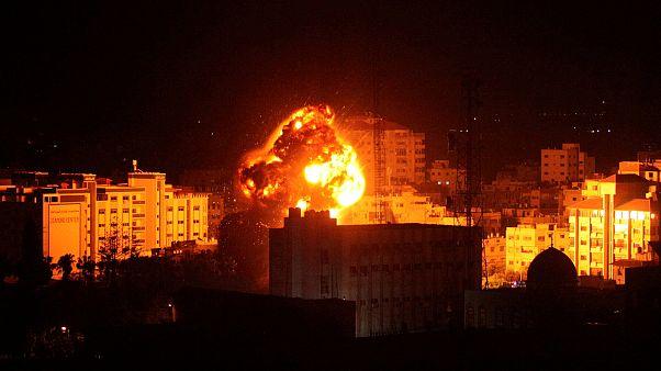 Israël riposte après des tirs en provenance de Gaza