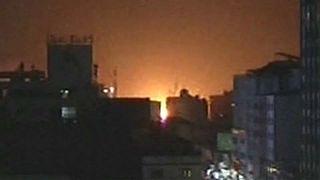 Israele-Hamas, bombe e tregua notturna