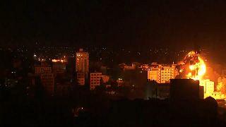 هدنة بين إسرائيل وحماس بوساطة مصرية