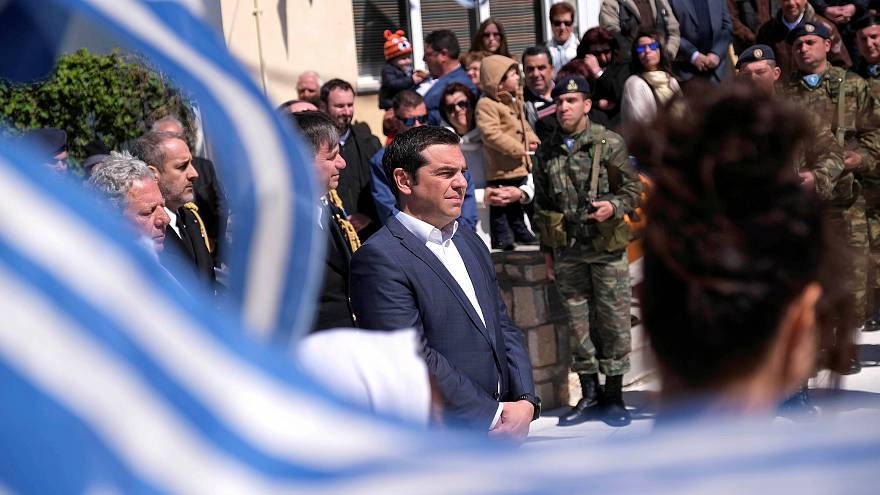 Greece's PM Tsipras says Turkish jets forced his flight to reduce altitude