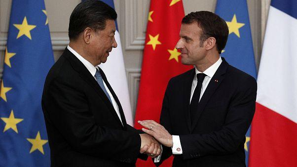 Китай и Франция заключили миллиардные контракты