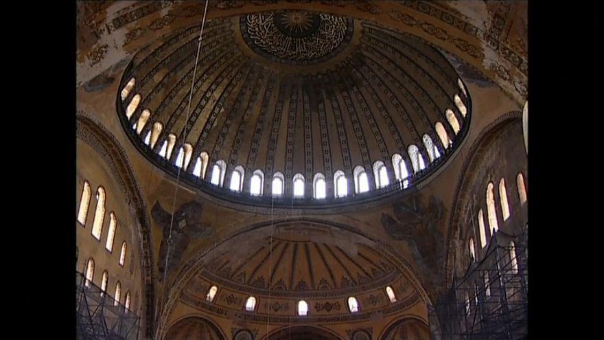 Die Hagia Sophia in Istanbul soll vom Museum zur Moschee umgebaut werden